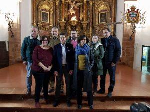 Junta-cofradia-matriz-Virgen-de-la-Cabeza-Andujar