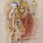 Cuadro Virgen de la Cabeza