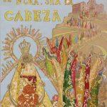 Cuadro Virgen de la Cabeza con Santuario
