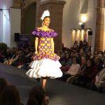 traje de flamenca manuel slava