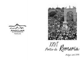 Portico romeria Andujar