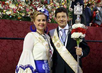 Hermana-Mayor-Virgen-de-la-Cabeza-Eva-Maria-Soto