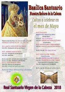 Santuario-Virgen-Cabeza-actos-mayo