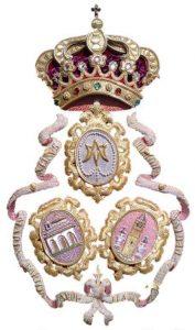 Escudo-Virgen-de-la-Cabeza-Velez-Malaga