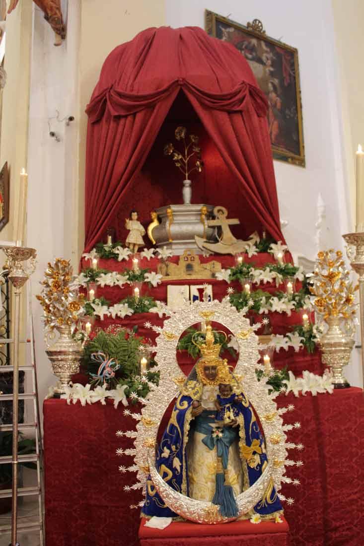 altar-Virgen-de-la-Cabeza-Palma-del-Rio