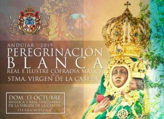 peregrinacion-blanca-virgen-de-la cabeza 2019