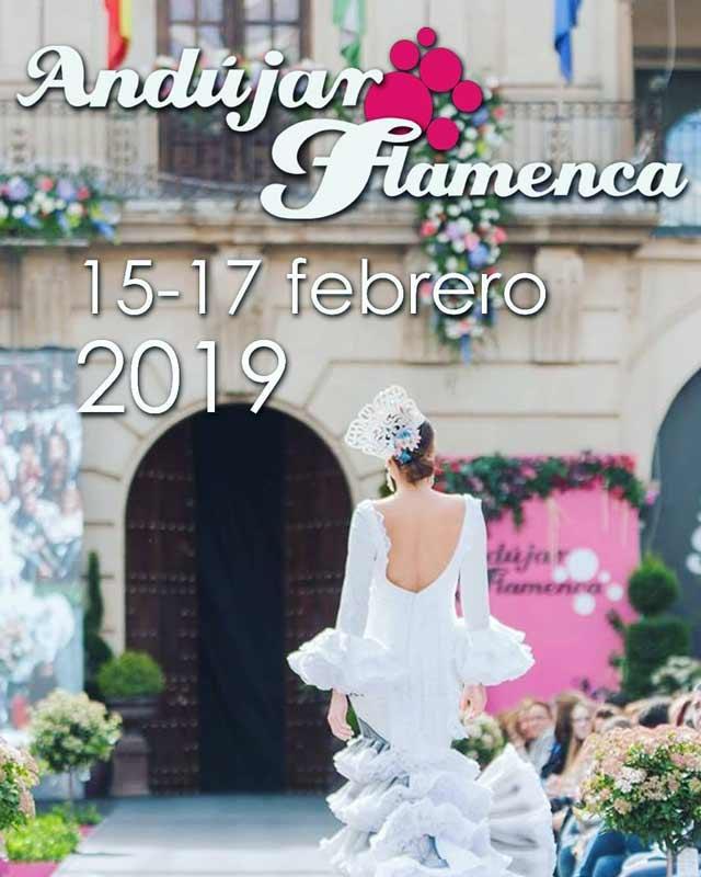 0828903f1 Andújar Flamenca 2019- diseñadores, horarios, fotos, trajes, ...