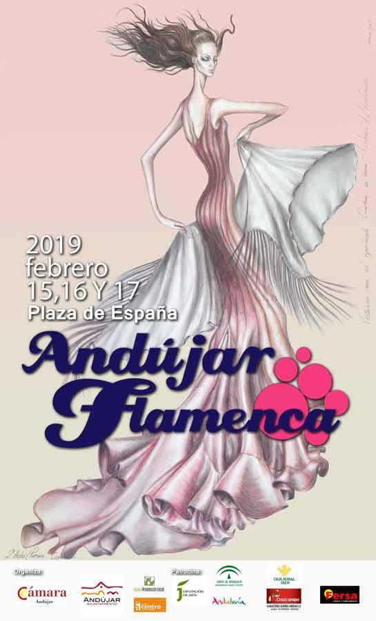 cartel Andújar Flamenca 2019