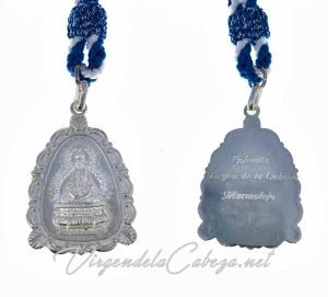 Medalla cofradía Marmolejo