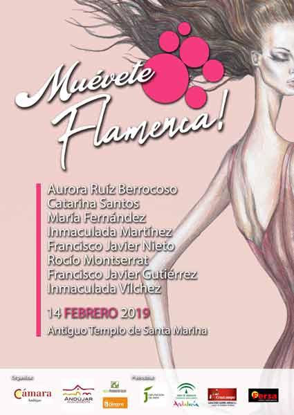 Muevete flamenca, concurso jovenes diseñadores