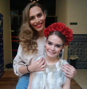 Miss España Ángela Ponce