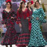 trajes gitana Andújar Flamenca pasarela