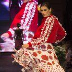 andujar flamenca traje gitana