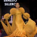 Ernesto Sillero traje de flamenca