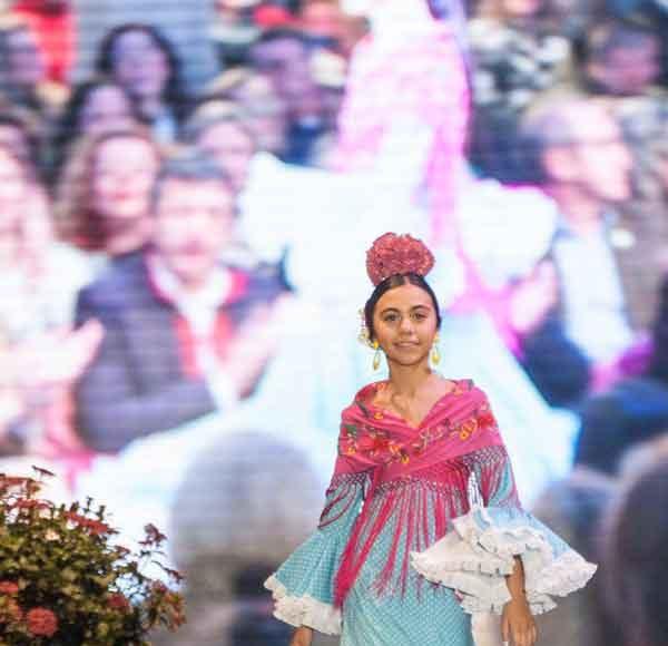 Modelo Paola García - Fotografía Petit Julen