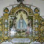 ceramica-aparición Virgen de la Cabeza