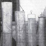 tubos-suministros-viveres Guerra Civil