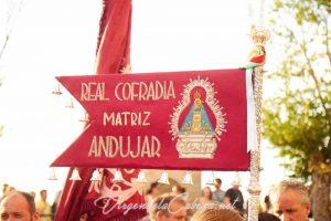 guión de camino Virgen de la Cabeza Cofradía Matriz