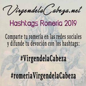 redes sociales romería 2019