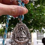 Medalla Virgen de la Cabeza romería