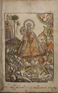 virgen de la Cabeza-estatutos Castro del Rio de 1646