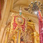Estandarte-santuario Virgen de la Cabeza