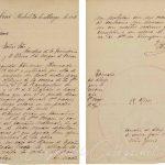 Documentos corona Virgen Cabeza 1909