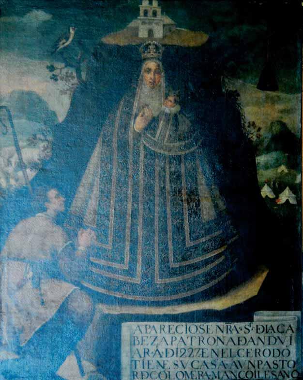 cuadro-Virgen-Cabeza-legado-marques-Perez-de-Vargas