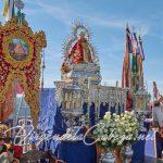 romería Virgen-de-la-Cabeza altar