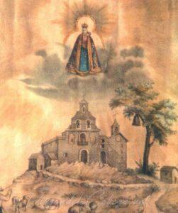 Virgen-de-la-Cabeza-y-su-Santuario-estampa