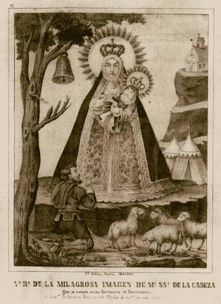 Virgen de la Cabeza y su Santuario