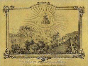 virgen-de-la-cabeza-santuario Andújar estampa