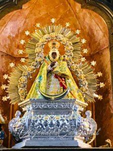 Imagen vicaria Virgen de la Cabeza Andújar