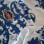 bendición bandera Virgen Cabeza-concepcion-centro