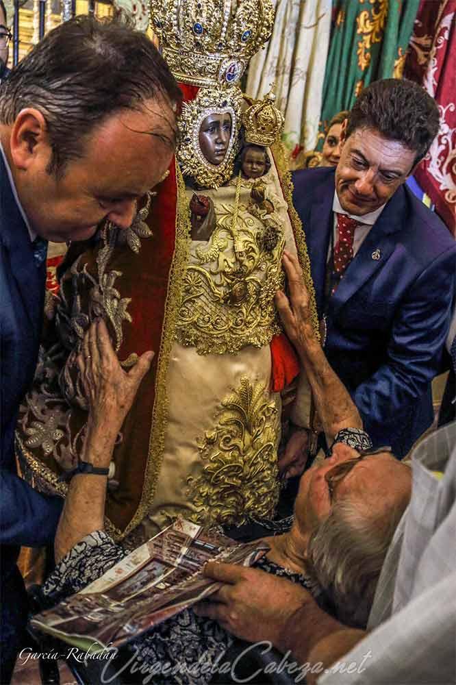 Peregrinación Blanca Virgen de la Cabeza