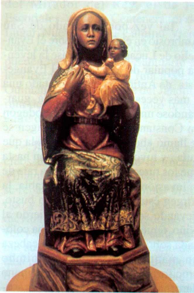 Virgen de la Cabeza sin vestir 85-65,5-32