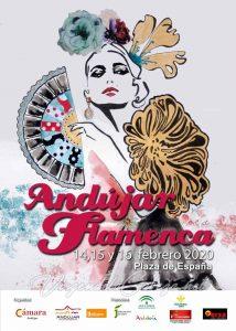Andújar Flamenca 2020 cartel