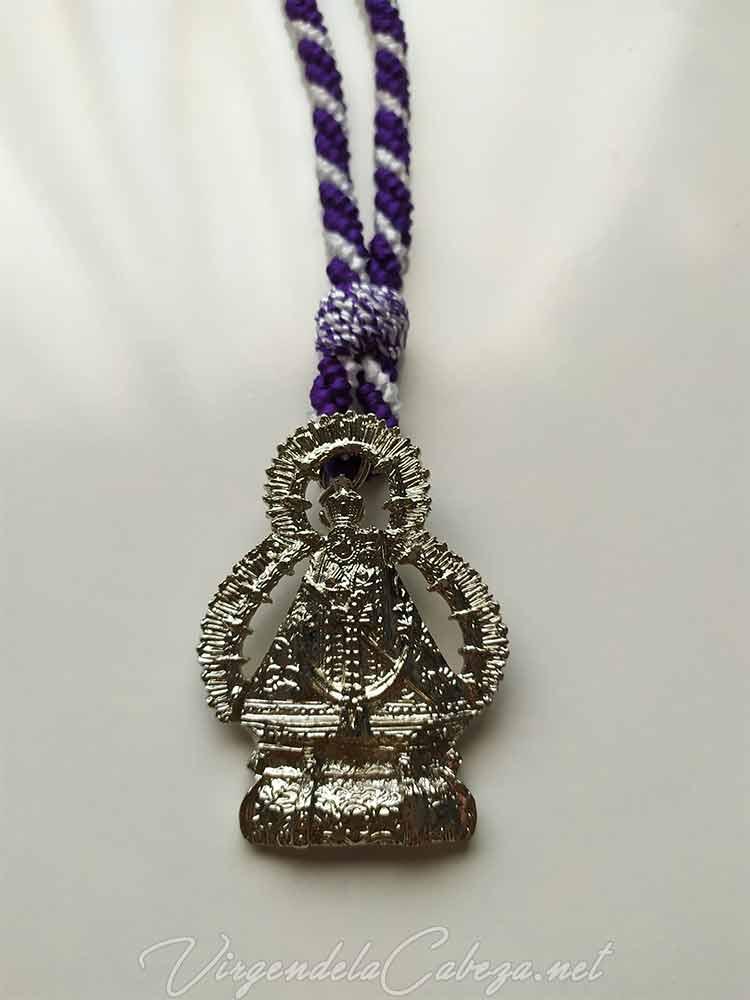 medalla-cofradia-Virgen-Cabeza-romeria-El-Toboso