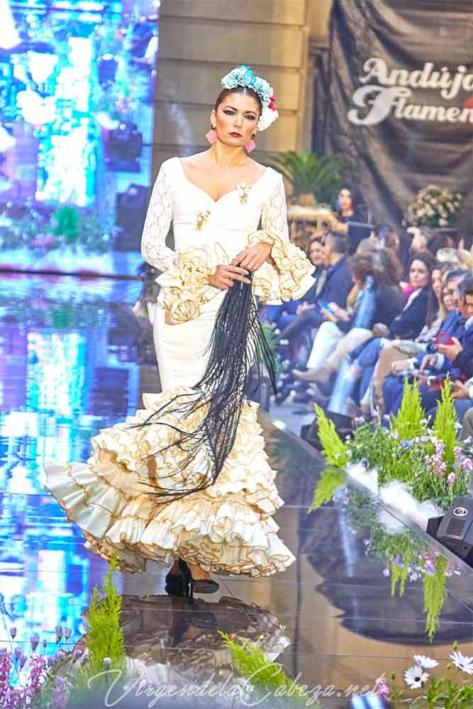 Traje flamenca Carmen Benitez
