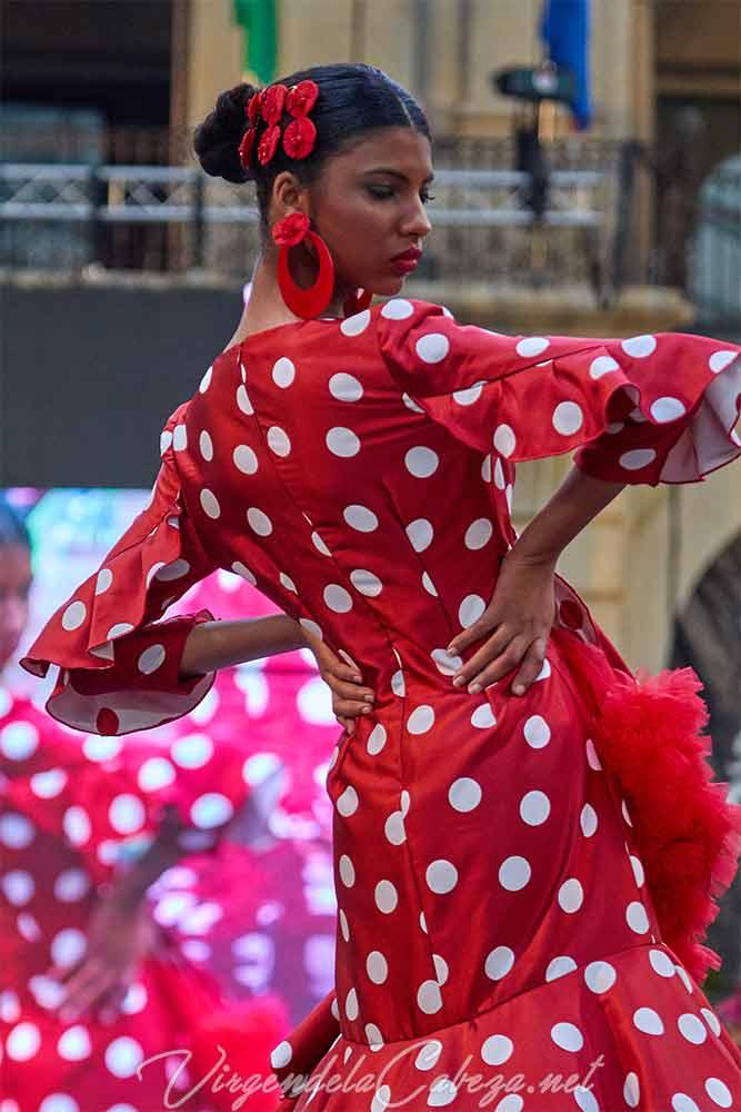 traje flamenca Gutierrez Guzman
