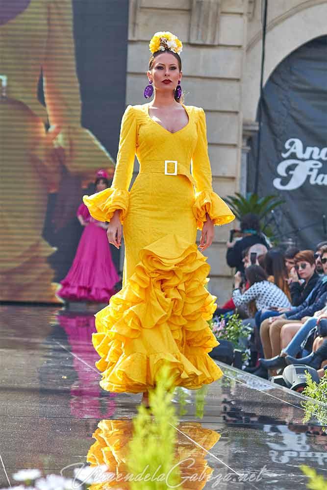 traje flamenca Sonibel