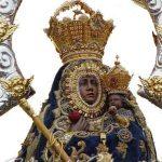 Corona Virgen de la Cabeza canastilla