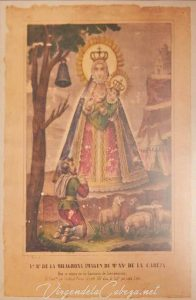 Libro milagros Virgen de la Cabeza