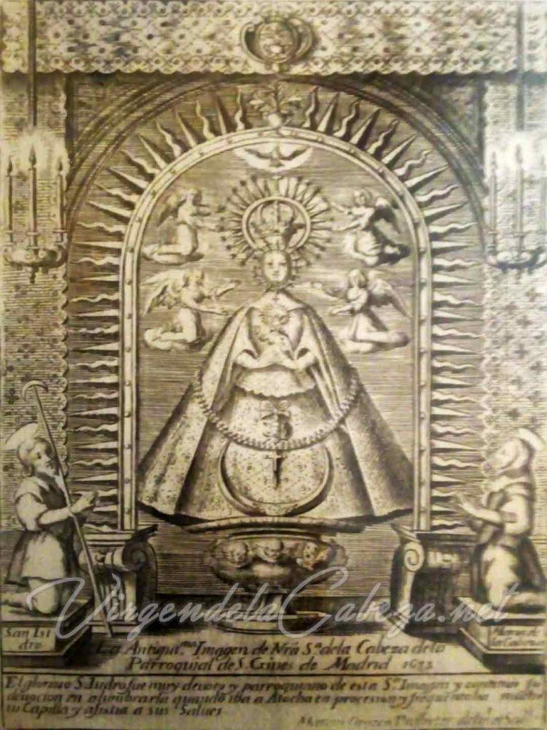 Santa María de la Cabeza Madrid