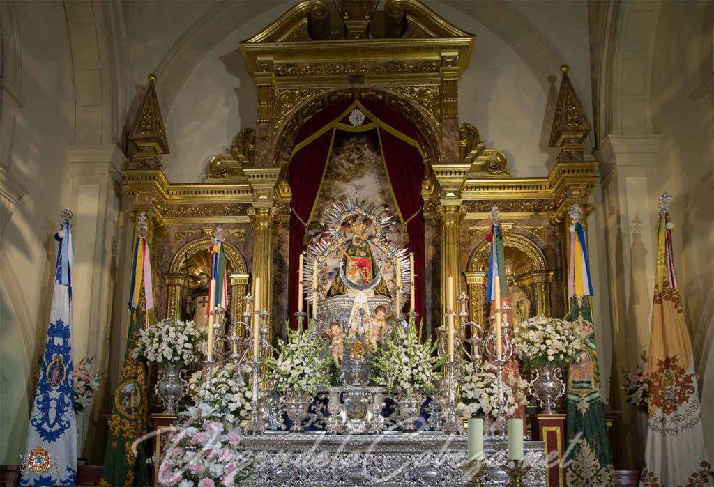 Altar Matriz Virgen de la Cabeza