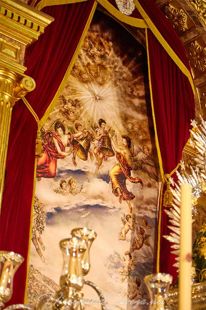 Angeles Virgen de la Cabeza Aldehuela