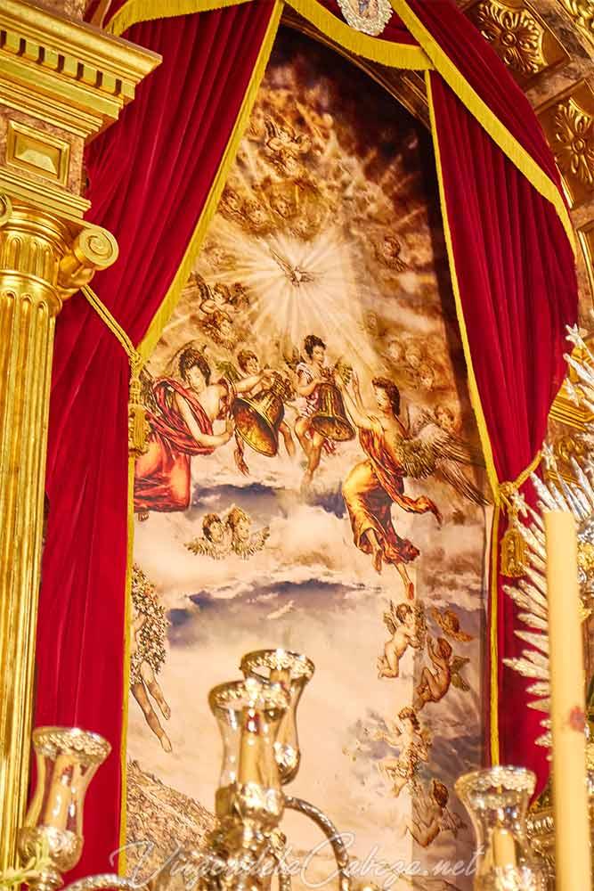 Angeles Virgen de la Cabeza Pedro Palenciano