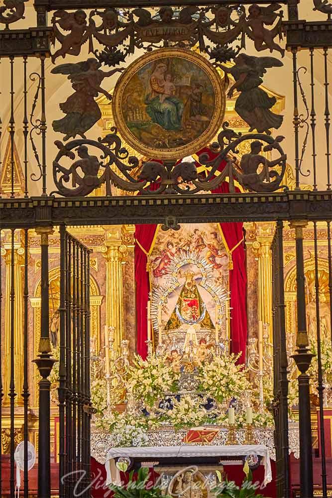Virgen de la Cabeza de Andújar