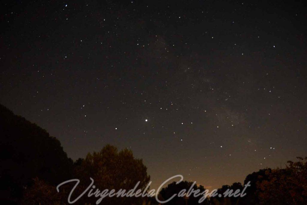 Estrellas en la Sierra de Andújar Jaén