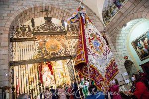 Bandera Matriz Virgen de la Cabeza